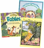 Scholastic Trio Individual Theme Unit Set 2, Language Arts - Fables, Grades 2-3