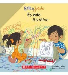 Eric & Julieta: It's Mine / Es mío