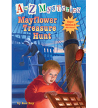 A to Z Mysteries Super Edition: Mayflower Treasure Hunt