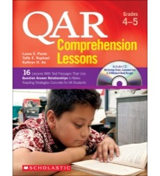 QAR Comprehension Lessons: Grades 4–5