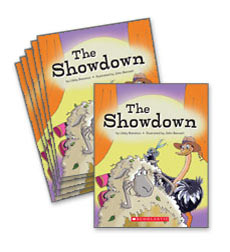 Guided Reading Set: Level H – The Showdown