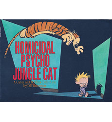 Calvin & Hobbes: Homicidal Psycho Jungle Cat