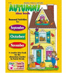 Autumn! Idea Book