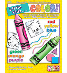 Little Kids . . . Color!