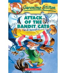 Geronimo Stilton: Attack of the Bandit Cats