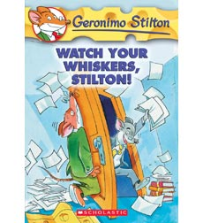 Geronimo Stilton: Watch Your Whiskers, Stilton!