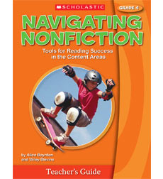Navigating Nonfiction Grade 4 Teacher's Guide