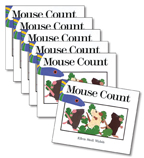 Guided Reading Set: Level F – Mouse Count