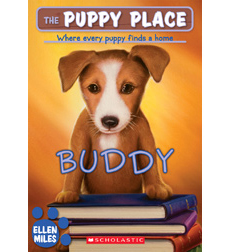 The Puppy Place: Buddy