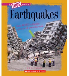 A True Book™—Earth Science: Earthquakes