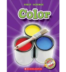 Blastoff! Readers - First Science: Color