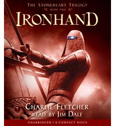 Stoneheart Trilogy, The Book Two: Ironhand 9780545033206