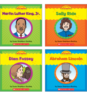 Very First Biographies