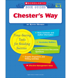 Scholastic Book Guides: Chester's Way