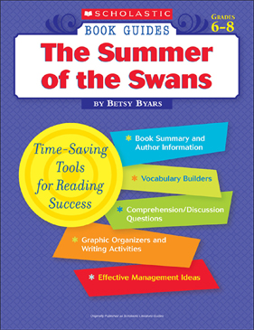 Scholastic Book Guides: The Summer of the Swans
