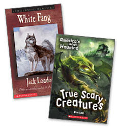 Take Home Book Pack Fiction and Nonfiction Grade 8