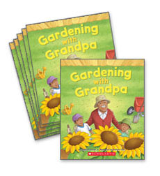 Guided Reading Set: Level G – Gardening with Grandpa