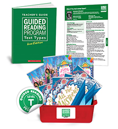 Guided Reading Text Types: Level T