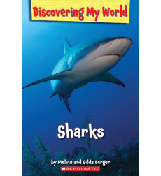 Discovering My World: Under the Sea: Sharks