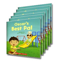 Guided Reading Set: Level F – Oscar's Best Pal