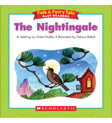 Folk & Fairy Tale Easy Readers: The Nightingale