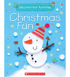 Usborne First Activities: Christmas Fun