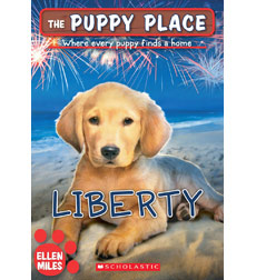 The Puppy Place: Liberty