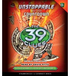 The 39 Clues: Unstoppable' Book 3 - LIB