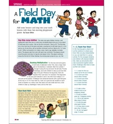 A Field Day for MATH: Teaching With the Best of Instructor