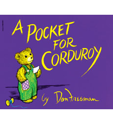 Corduroy: A Pocket for Corduroy