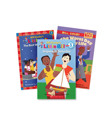 Little Bill Books Grades 1-3