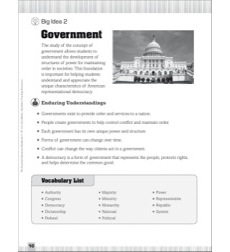 Essential Questions for Social Studies: Government