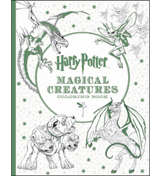 Magical Creatures Coloring Book