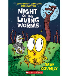 Speed Bump & Slingshot Misadventure: Night of the Living Worms