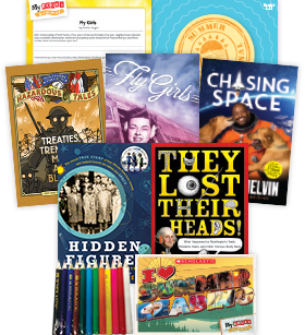 My Books Summer Grade 8 Nonfiction Pack