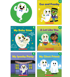 Buddy Readers: Level C (Parent Pack)