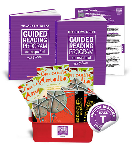 Guided Reading en español 2nd Edition: Level T