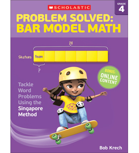 Problem Solved: Bar Model Math: Grade 4
