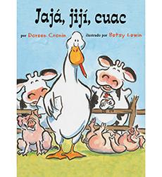 Image of Jaja, Jiji, Cuac/Giggle, Giggle, Quack