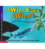 Let's-Read-and-Find-Out Science: Who Eats What?