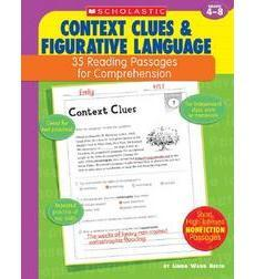 35 Reading Passages for Comprehension: Context Clues & Figurative Language