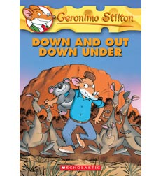 Geronimo Stilton: Down and Out Down Under