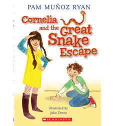 Cornelia and the Great Snake Escape