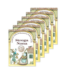 Guided Reading Set: Level K - Strega Nona