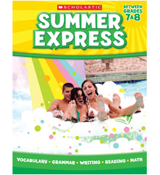 Summer Express Between Seventh and Eighth Grade