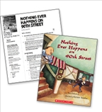 Nothing Ever Happens On 90th Street - Literacy Fun Pack Express