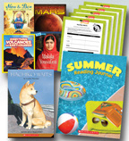 My Books Summer Grade 5 Nonfiction Focus (5 Books)