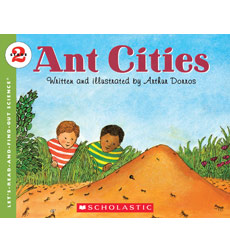 Let's-Read-and-Find-Out Science: Ant Cities