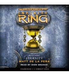 Infinity Ring 8: Eternity ­ library