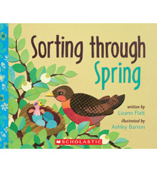 Math in Nature: Sorting Through Spring